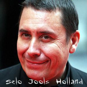Selo Jools Holland de qualidade