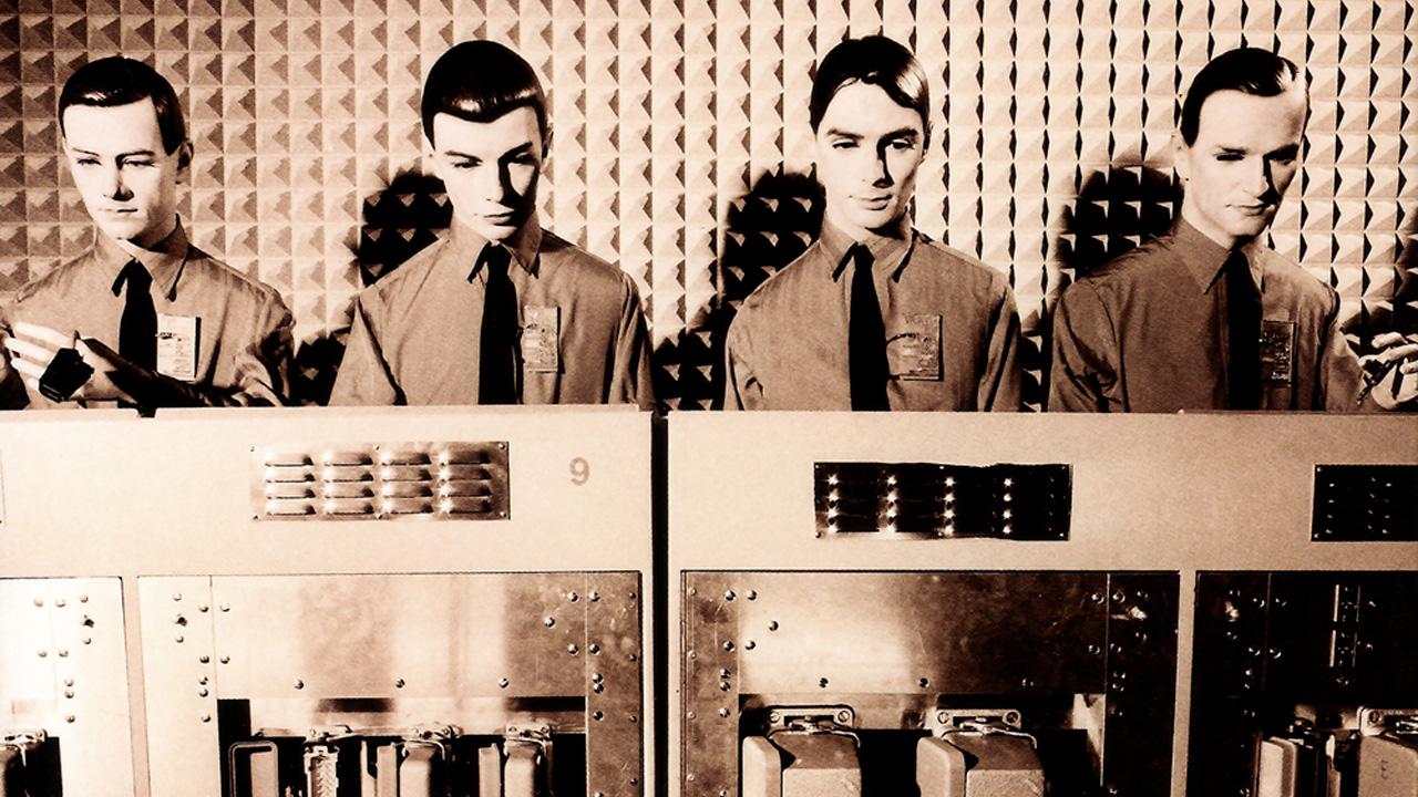 Kraftwerk - Kraftwerk + Kraftwerk 2