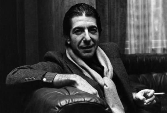 "Leonard Cohen: ""I'm your man"""