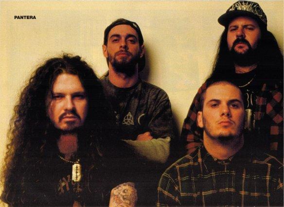 """Pantera: pra acabar com o """"hair metal"""""""