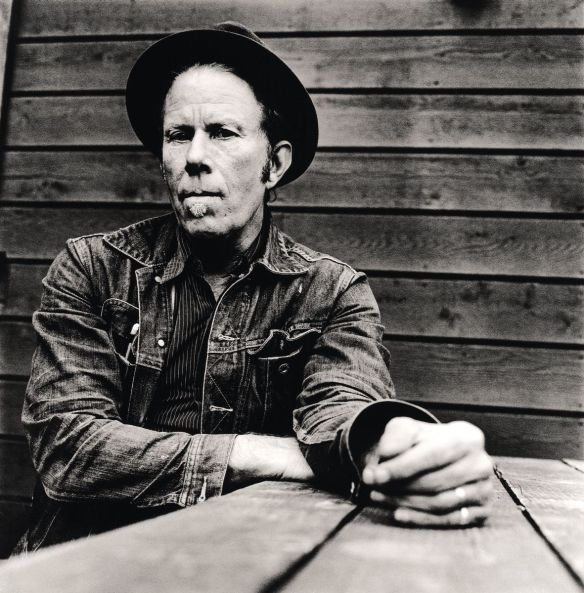 "Tom Waits: ""I'm 'gonna drive all night, get some speed"""