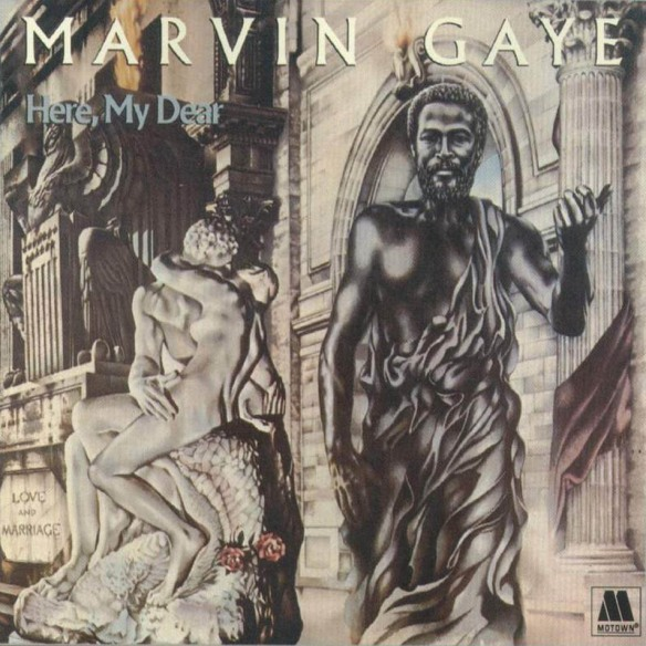 Here, My Dear (1978) - Marvin Gaye