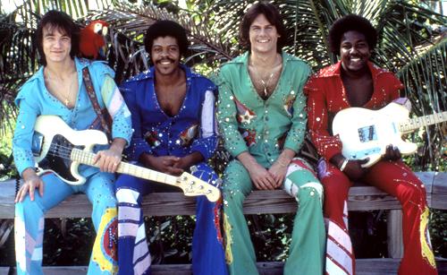 KC & The Sunshine Band: banda funk disco comandada por um norte-americano branco