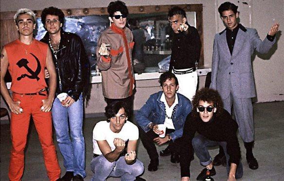 Os Titãs nos anos 1980