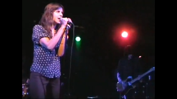 Fiery Furnaces: 1h22 de show em Athens, Georgia, em 2005
