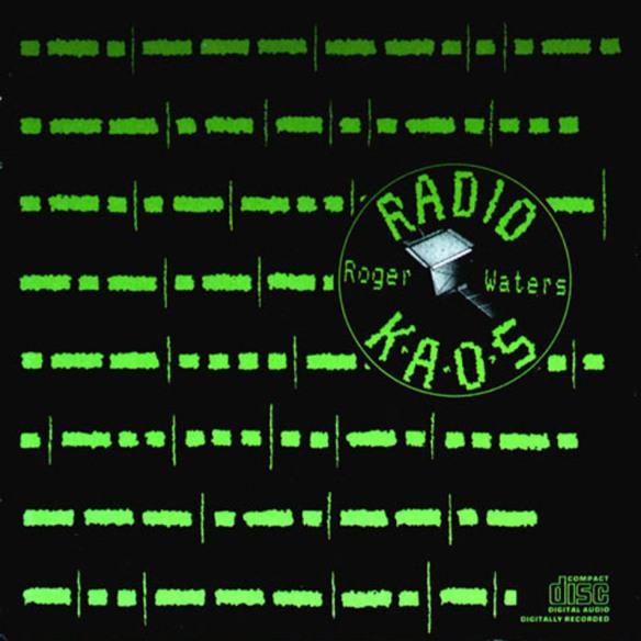 Radio K.A.O.S. (1987): Roger Waters enfrentando a estética oitentista pouco depois da cisão do Pink Floyd