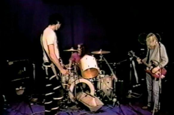 Nirvana ao vivo: na TV em Olympia (1990)