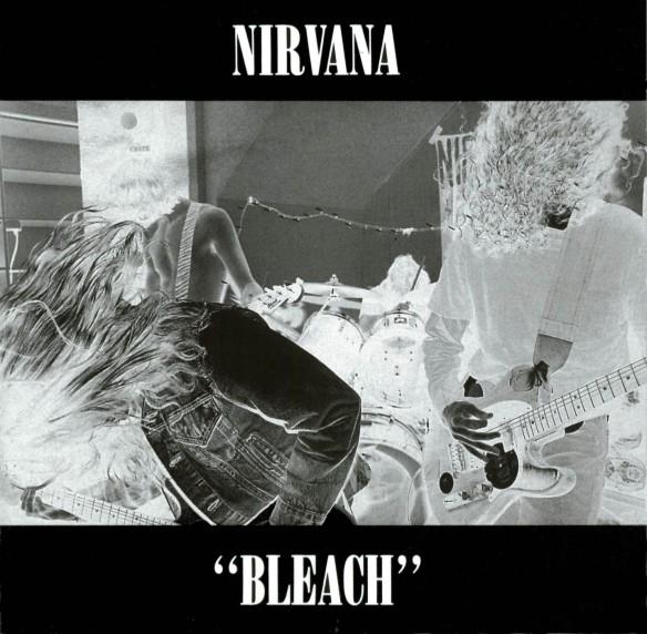 Bleach (1989): debute da banda que viria a ser a representante maior do grunge e uma das grandes responsáveis pela popularização do rock alternativo ao redor do globo
