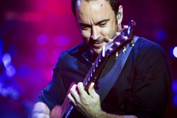 Dave Matthews (Band) em 2012: confortável para repetir, inovar ou confundir, e é isso aí