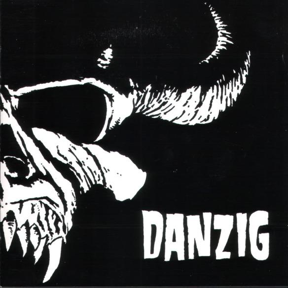 Danzig (1988), álbum homônimo de estreia do projeto solo de Glenn Danzig: do punk desleixado influenciado por filmes B do Misfits ao hard rock/blues dark obcecado por temáticas ainda mais obscuras