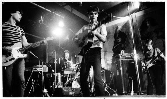 Talking Heads: um dos meus sons preferidos da banda não está em nenhum disco de estúdio, mas em coletânea de 1992
