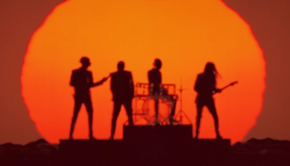 """Imagem que ilustra a versão definitiva de """"Get Lucky"""": música estará no próximo disco do Daft Punk"""