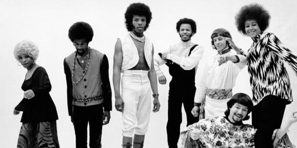 """Sly & the Family Stone nos anos 1970: """"Family Affair"""" virou """"Já Sei Namorar""""?"""