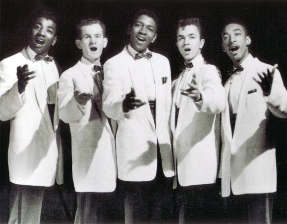 """The Del Vikings: """"Come Go with Me"""" (1957) é uma das melhores canções da Era de Ouro do doo-wop"""