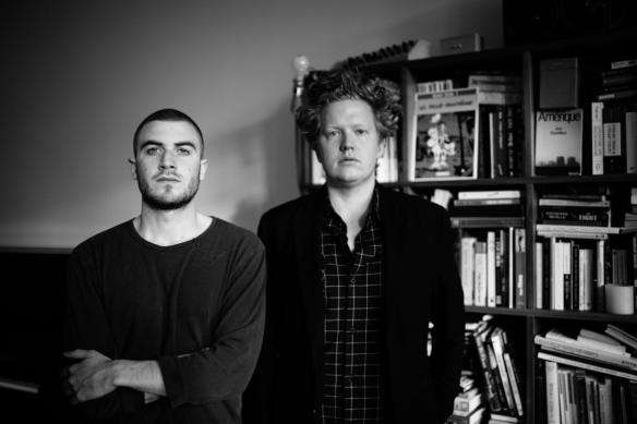 Darkside: demorei para encontrar a colaboração entre Nicolas Jaar e Dave Harrington, mas me apaixonei pela EDM ambiente da dupla.